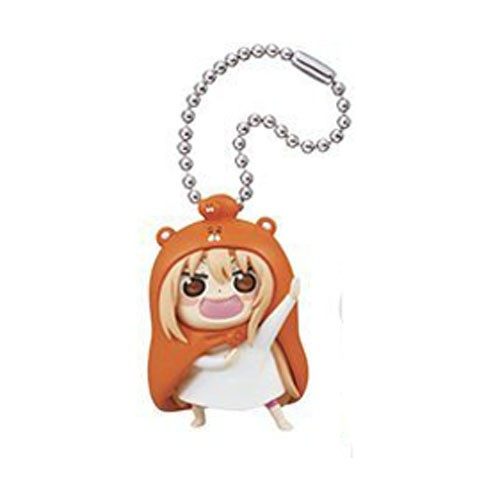 Himouto! Umaru-chan Happy Mascot Key Chain