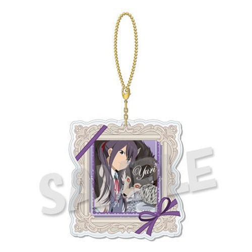 Tales of Link Series Yuri Dress Up Clear Charm Key Chain