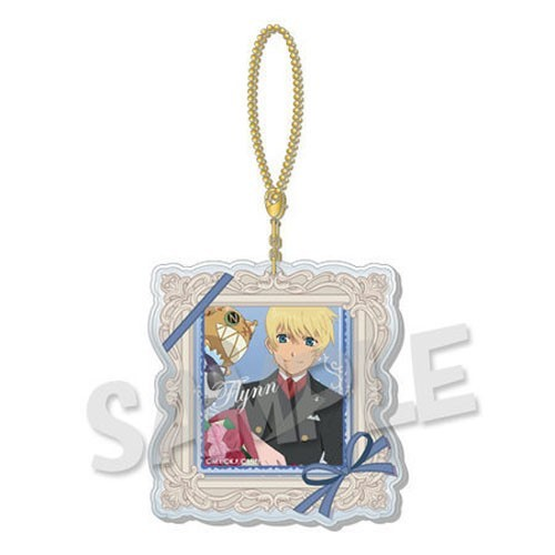 Tales of Link Series Flynn Dress Up Clear Charm Key Chain
