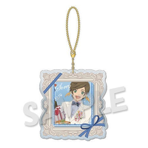 Tales of Link Series Sorey Dress Up Clear Charm Key Chain