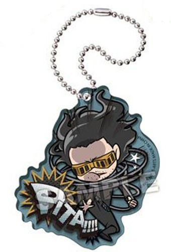 My Hero Academia Eraserhead Pita!!!! Rubber Key Chain