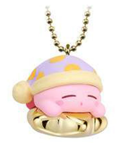 Nintendo Kirby Sleeping Twinkle Dolly Key Chain