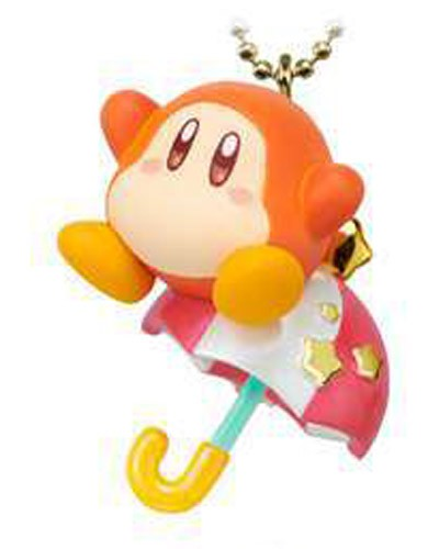 NintendoWaddle Dee and Parasol Twinkle Dolly Key Chain