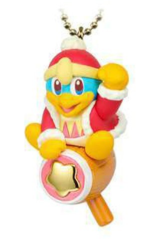 Nintendo King Dedede and Hammer Twinkle Dolly Key Chain