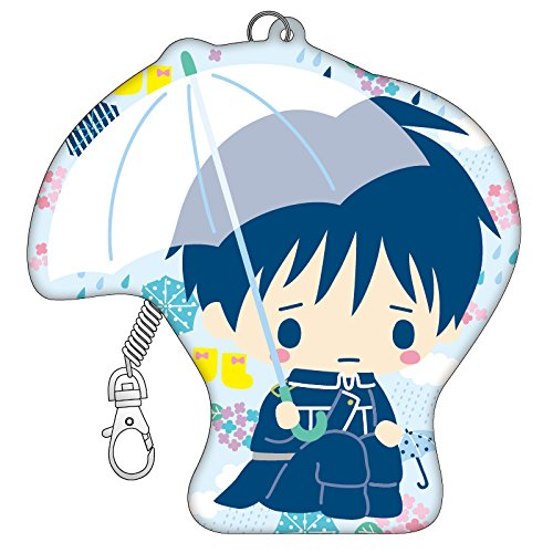 Fullmetal Alchemist X Sanrio Roy Luggage Tag Key Chain