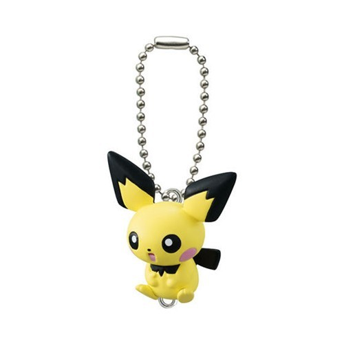 Pokemon Pichu Connecting Mascot Vol. 4 Key Chain