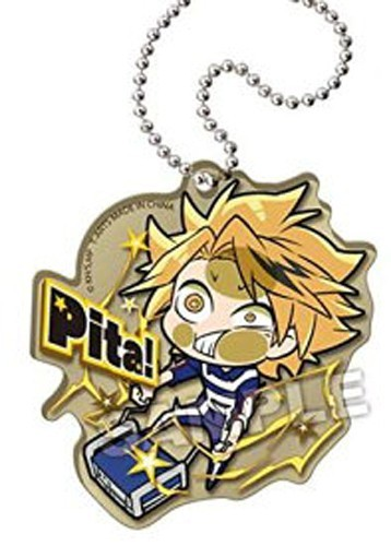 My Hero Academia Kaminari Denki Training Uniform Pita! Acrylic Key Chain