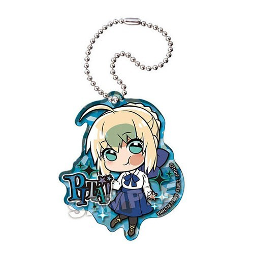Fate Stay Night Saber Pita!! Vol. 2 Acrylic Key Chain