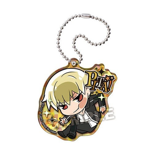 Fate Stay Night Gilgamesh Pita!! Vol. 2 Acrylic Key Chain