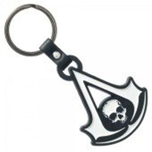 Assassin's Creed Logo Metal Key Chain