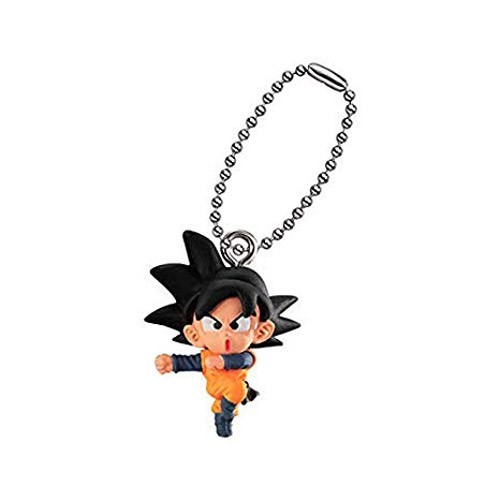 Dragonball Z Goten Fusion Dance Super The Best 31 Mascot Key Chain