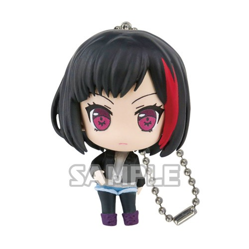 Bang Dream Mitake Ran Afterglow Mascot Key Chain