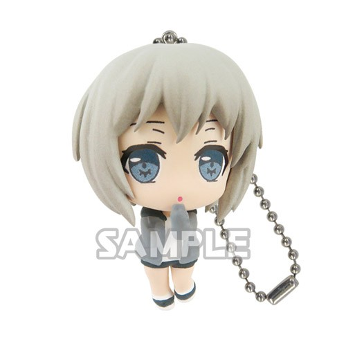 Bang Dream Aoba Moca Afterglow Mascot Key Chain