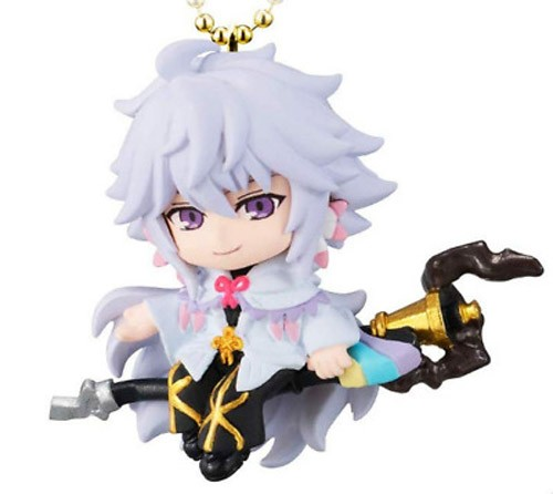 Fate Grand Order Merlin Twinkle Dolly Absolute Demonic Battlefront Babylonia Vol. 1 Key Chain
