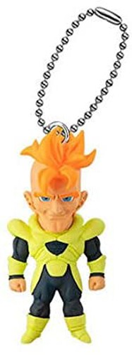 **Shipping Soon**  Dragonball Z Super Android 16 UDM Burst 42 Mascot Key Chain