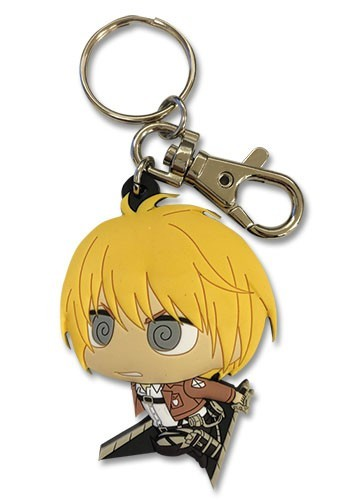 Attack on Titan Connie Tomy Vol 2 Mascot Licensed Key Chain NEW