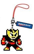 Megaman Dot Strap Vol 2 Phone Charm Strap Elec Man Licensed NEW