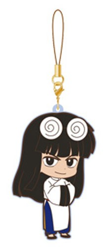 Ranma 1/2 Mousse Movic Rumiko Takahashi Rubber Phone Strap