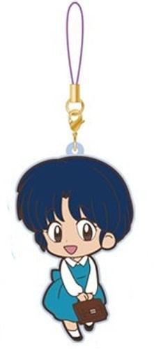 Ranma 1/2 Akane Movic Rumiko Takahashi Rubber Phone Strap