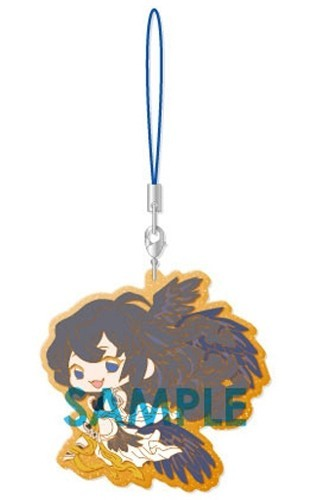 Granblue Fantasy Marut Sol International Rubber Strap