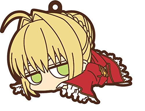 Fate Extella Link Saber Extra Darun Rubber Phone Strap Collection Vol. 2