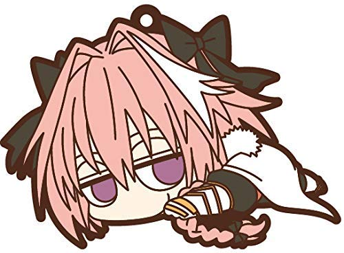 Fate Extella Link Astolfo Rider Darun Rubber Phone Strap Collection Vol. 1