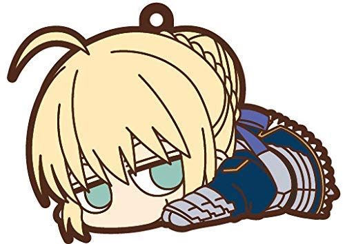 Fate Extella Link Saber Darun Rubber Phone Strap Collection Vol. 1