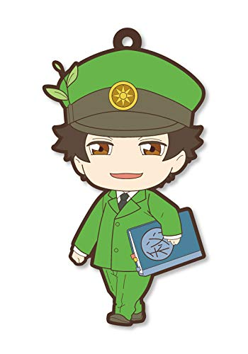 Cells at Work Dendritic Cell Rubber Phone Strap