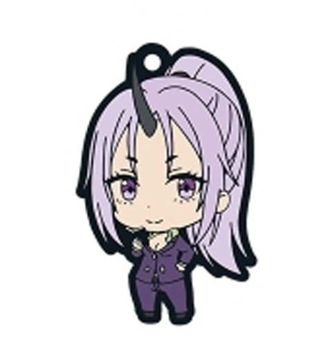 That Time I Got Reincarnated as a Slime Shion Azu Maker Rubber Phone Strap