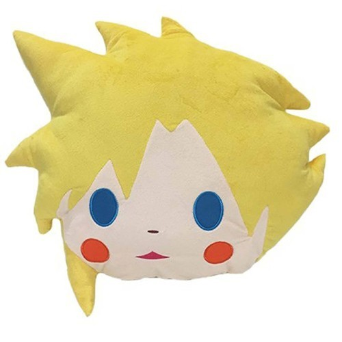 Final Fantasy 15'' Cloud Head Plush Pillow Prize