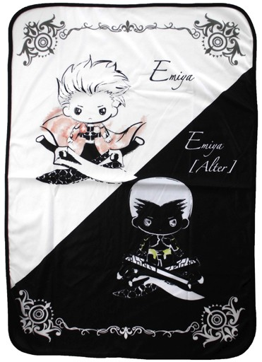 Fate Grand Order X Sanrio Emiya and Emiya Alter Microfiber Prize Blanket