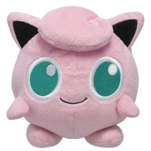 Pokemon 8'' Jigglypuff Sanei Plush