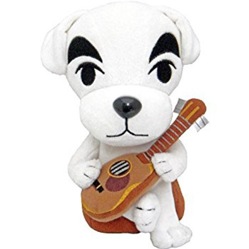 Animal Crossing 8'' K.K. Slider Plush