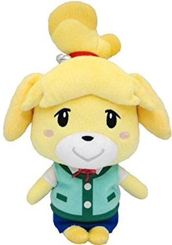 Animal Crossing 8'' Isabelle Plush