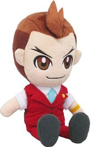 Phoenix Wright 8'' Apollo Justice Plush