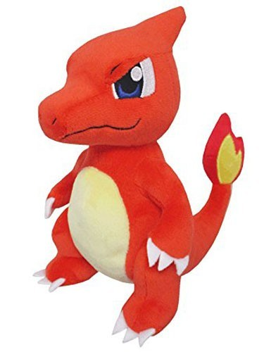 Pokemon 8'' Charmeleon Sanei Plush