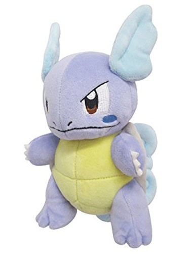 Pokemon 8'' Warturtle Sanei Plush