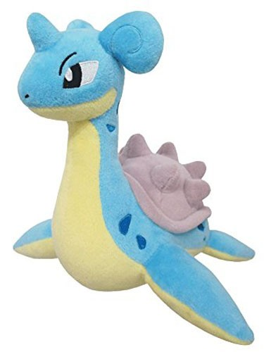 Pokemon 8'' Lapras Sanei Plush