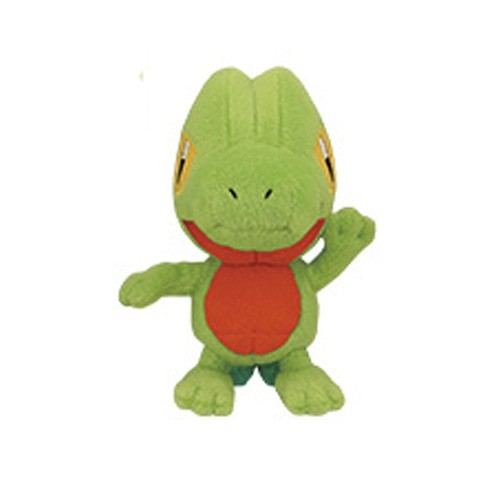 Pokemon 5'' Treeko Leaf Series Starter Banpresto Prize Plush