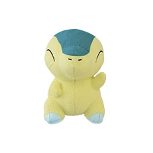 Pokemon 5'' Cyndaquil Fire Series Starter Banpresto Prize Plush