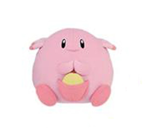 Pokemon 10'' Chansey Normal Type Banpresto Prize Plush