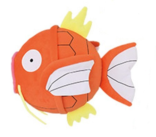 Pokemon 10'' Magikarp Water Type Banpresto Prize Plush