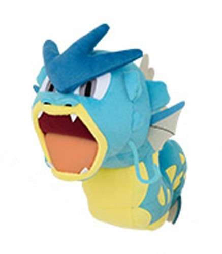 Pokemon 10'' Gyarados Water Type Banpresto Prize Plush