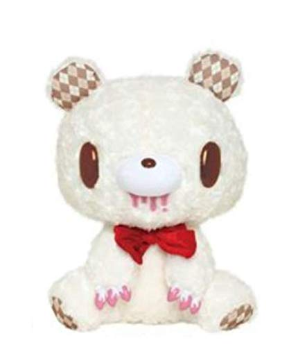 Gloomy Bear 12'' White Argyle Taito Prize Plush