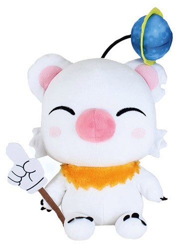 Final Fantasy Brave Exvius 10'' Moogle w/ Pointer Plush