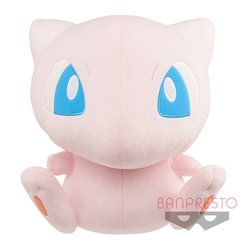 Pokemon 12'' Mew Banpresto Prize Plush