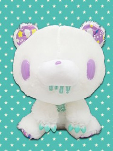 Gloomy Bear 10'' White Dream Cutie Variation Taito Prize Plush