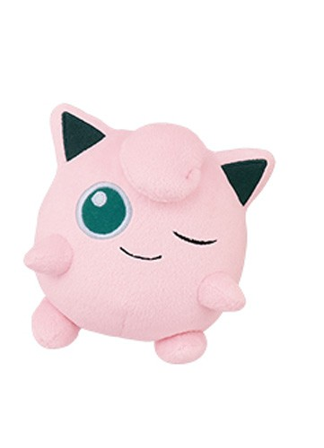 Pokemon 6'' Jigglypuff Hopepita Banpresto Prize Plush