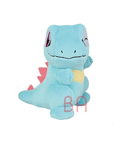 Pokemon 6'' Totodile Hopepita Banpresto Prize Plush