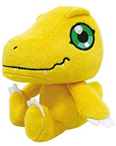 Digimon 6'' Agumon Bandai Import Plush